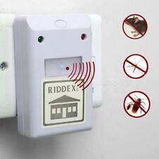 High Quanltiy Riddex Plus Electronic Pest Rodent Control Repeller 220V EU Plug J