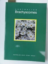 AUSTRALIAN BRACHYSCOMES ESMA SALKIN ETC LTD EDITION SIGNED 1995 GOOD CONDITION