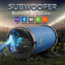 Large Bluetooth Speakers Portable Wireless superior bass Stereo Rechargeable AU