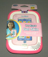 Innotab 3 Pink Gel Skin Vtech NEW Accessories
