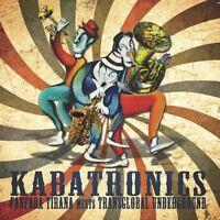 FANFARA TIRANA TRANSGLOBAL UNDERGROUND - KABATRONICS [CD]