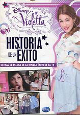 VIOLETTA Martina Stoessel History Magazine - Historia de un Exito