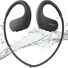 *NEW* SONY NW-WS414 8GB Waterproof Walkman Sports Swimming MP3 Player (Black)