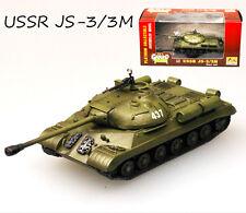 Soviet Union army USSR JS-3 IS-3 1972 Joseph Stalin heavy Tank 1:72 Easy Model