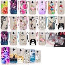 -ZHWH Shockproof Soft Cover Case For Motorola Moto G2 G4 Play G5 Plus Redmi 6
