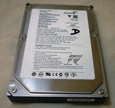 """160GB Seagate ST3160827AS 7.2K 9W2934-370 F/W 3.42 3.5"""" SATA Hard Disk Drive HDD"""