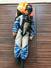 Hasbro Action Man 12 Inch Action Figure Doll Skydiver With Parachute