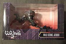 Halo Wars 2 Limited Edition Merciless Variant Atriox Figure New Sealed Microsoft