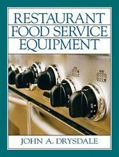 Restaurant and Food Service Equipment, John A. Drysdale, Good Book