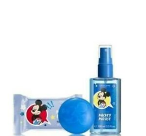 Oriflame Mickey Mouse Spray And Soap Set For Kids