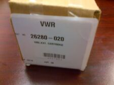 VWR 26280-020 ORGANIC EXTRACT CARTRIDGE for Milipore Mili-Q Water System
