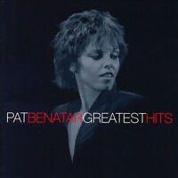 PAT BENATAR Greatest Hits CD BRAND NEW