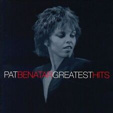 Greatest Hits by Pat Benatar (CD) Like New, Free Shipping.