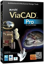 Punch! Viacad Pro 7 - Full Version for PC or  Mac  *New, Sealed*