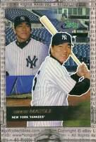 HIDEKI MATSUI Rookie 2003 eTopps #101 New York Yankees Card IN HAND /8000