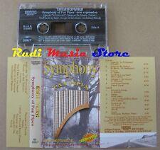 MC TARAHUMARA Simphony of pan pipes FONOTECNICA DISCHI  Italy no cd lp vhs dvd*