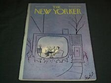 1970 APRIL 4 NEW YORKER MAGAZINE - BEAUTIFUL FRONT COVER FOR FRAMING - C 19