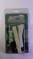 MaxiSwing Drive Accelerator - Golf Aid - 3 pack - New