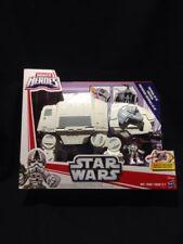 galactic heroes star wars Imperial At-At Fortress Hasbro. NIB.