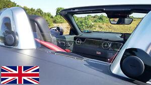 "Mercedes SLK / SLC (2011-2020) ""Air Blade"" Simply R172 Wind Deflector."