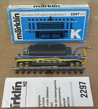 Marklin HO 2297 K-Track Uncoupler NOS