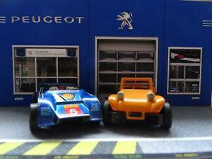 Darda Auto´s / 2x  / 1x Turbo +1 x Buggy /Serie 10 / Made in West Germany