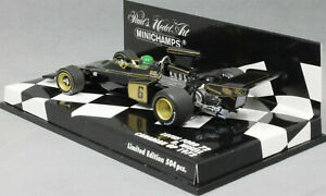 Minichamps 1:43 Lotus Ford 72 No.6 Canadian GP 1972 - Rene Wisell - Ltd Edition