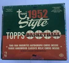2005-06 Topps 1952 Style Basketball Sealed Hobby Box