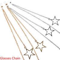 Vintage Glasses Chain Eyeglass Lanyard  Glasses Necklace  Eye wear Accessories