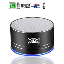 Cooligg Wireless Bluetooth Speaker Mini Portable Stereo Super Bass For Cellphone
