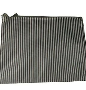 Wet Dry Pouch Bag Pool Beach Brown Striped