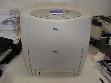 HP Color Laserjet 4600dn 4600 Color Laser Printer *REFURBISHED  warranty & toner