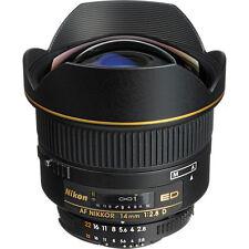 Nikon AF Nikkor 14mm f/2.8D ED Lens, London