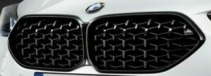 BMW OEM M Performance Gloss Black Front Grille F44 2 Series 2020+ Gran Coupe New