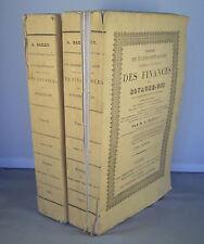 BAILLY / EXPOSE DE L'ADMINISTRATION.. DES FINANCES DU ROYAUME-UNI / 1837 EO