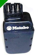 originale METABO batteria 12 V recentemente MONTATO CON 2 Ah NiCd hp-2000