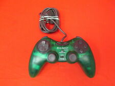 Performance Dual Impact Gamepad Colors Wired Controller Transparent Lime For