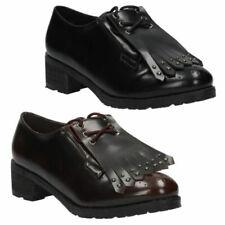 Zapatos planos de mujer negro Spot On
