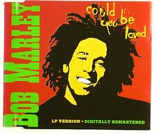 Maxi CD - Bob Marley & The Wailers - Could You Be Loved - A4191
