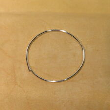 """9999 Pure Silver Wire 12 Gauge - 14 inch - makes two 7"""" Colloidal Silver Rods"""