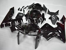 For CBR600RR 2005 2006 F5 ABS Injection Mold Bodywork Fairing Kit Plastic Black