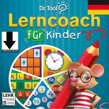 Dr.Tool Lerncoach Für Kinder - Lernspiel - PC - Download Version - ESD