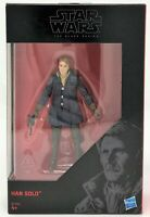 "Star Wars The Black Series Han Solo Harrison Ford 3.75"" Action Figure Toy"