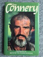 Sean Connery Autobiografie - englische Originalausgabe 1. Auflage! Wie neu!