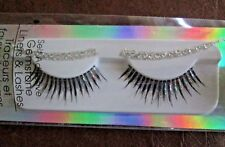Fantasy Makers Self Adhesive Gemstone Contains 1 Pair Of Liners And Lashes*Nip*