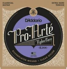 Pro Arte by D'addario Ej44 Classical / Nylon Strings - Extra Hard Tension -