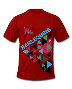 Harlequins Rugby Union T-Shirt