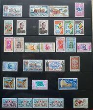 Dahomey 1960-1968 Sammlung ** postfrisch MNH über weite Strecken komplett Motive
