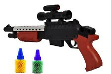 "Air sport BB Bullet Toy Gun 18"" with 2 Bottles of Random Colors BB Pellets"
