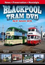 Blackpool Tram DVD No.91 - Autumn 2018